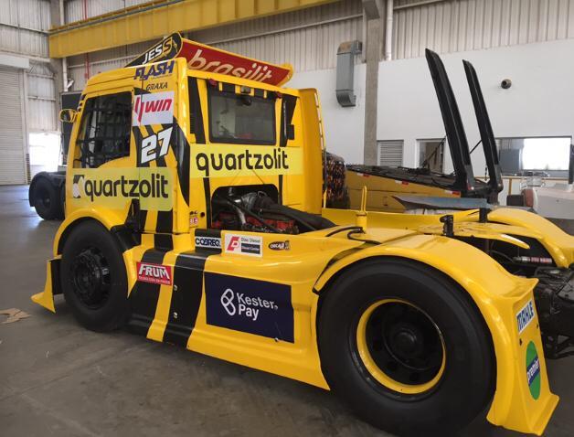 Copa Truck: Fábio Fogaça tem novo parceiro