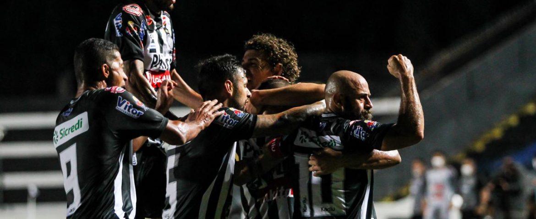 Série B: Operário fecha campeonato com vitória
