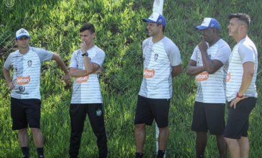 Maringá abre pré-temporada com nova comissão técnica