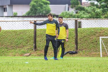 FC Cascavel já tem amistosos marcados