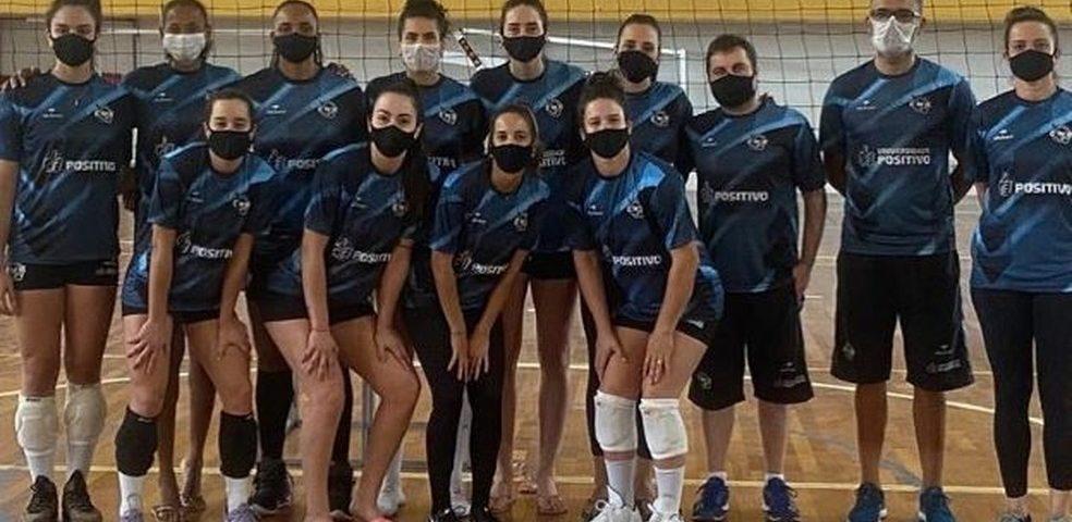Covid-19 adia jogos do Curitiba Vôlei