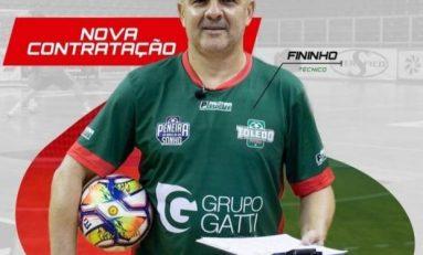 Toledo Futsal tem novo técnico para a temporada