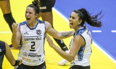Curitiba Vôlei decide última vaga para semifinal da Copa Brasil