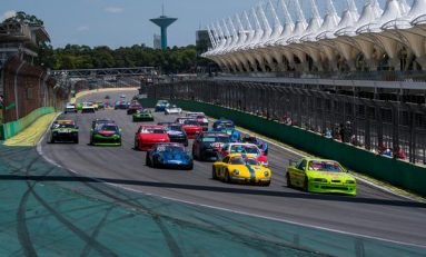 Gold Classic define grid para etapa em Londrina