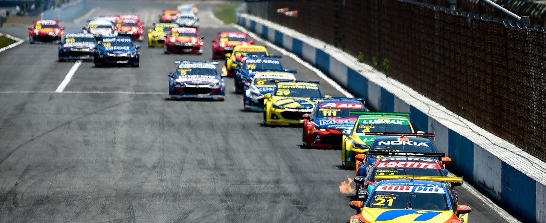 Stock Car altera data de corrida em Curitiba