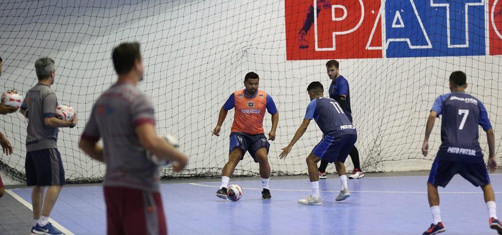 Diego Belém reforça o Pato