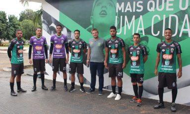 Maringá anuncia pacotão com sete contratados