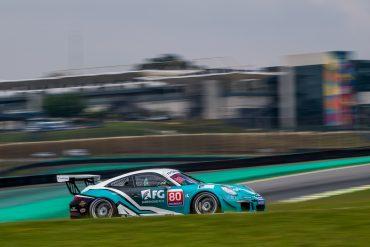 Pré-temporada da Porsche confirma evolução de Raijan
