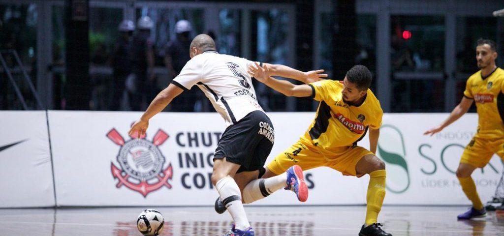 Liga Futsal confirma adiamento do início