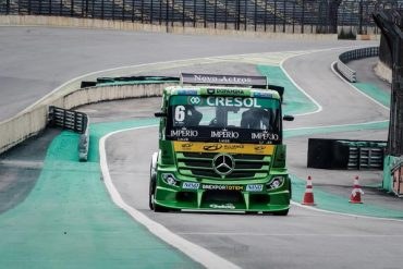 Copa Truck testa novidades de setup
