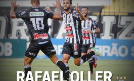 Operário oficializa Rafael Oller