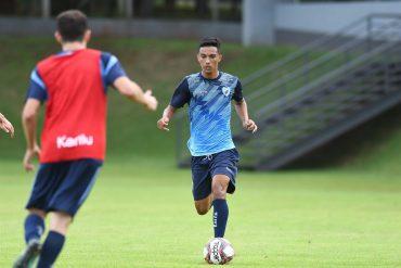 Londrina na reta final para estreia no Brasileirão