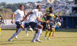 Azuriz perde em casa para o FC Cascavel