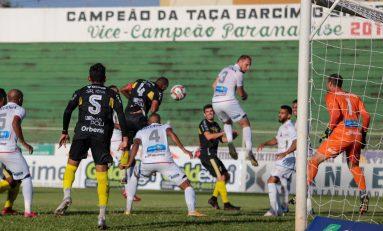 FCC bate o Paraná e lidera o Estadual