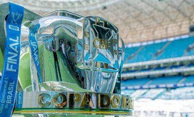 Definidos adversários dos paranaenses na Copa do Brasil