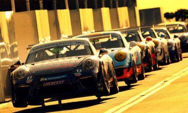 Porsche abre temporada com grid cheio