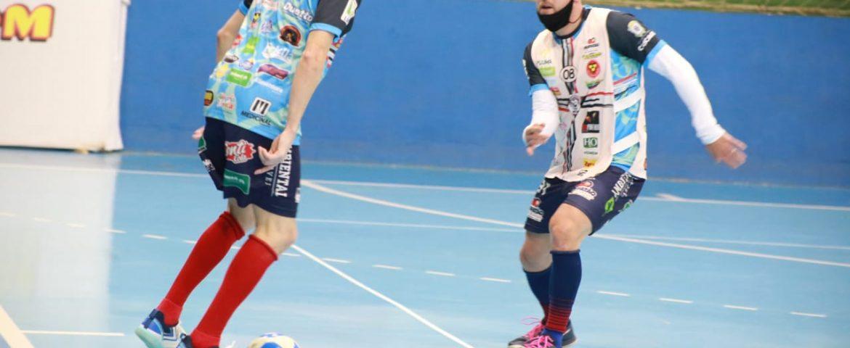Cascavel Futsal joga por liderança e invencibilidade