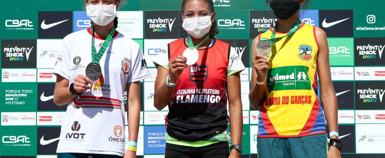 Atletismo de Londrina é vice no Brasileiro