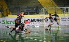 Cascavel goleia o Joinville pela Liga Futsal