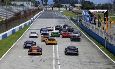 Sprint Race celebra volta a Curitiba