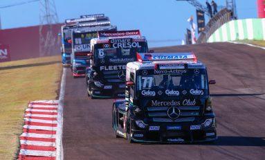 Copa Truck: Mercedes-Benz foca na liderança em Tarumã