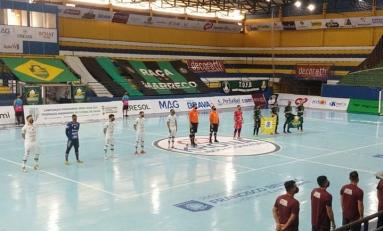 Futsal: Marreco goleia o Campo Mourão