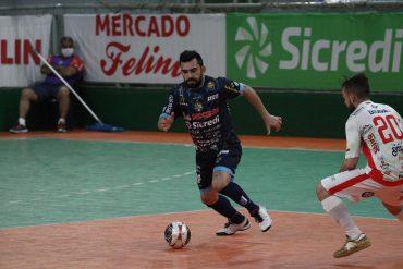 Futsal: Série Ouro define playoffs