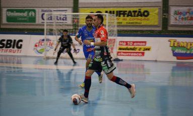 Futsal: Cascavel confirma vice-liderança