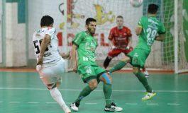 Futsal: Dois Vizinhos elimina o Pato e vai à semifinal