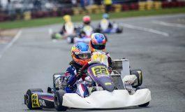 Kart: com boas disputas, Guki é Top7 no catarinense