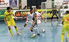 Cascavel Futsal avança às semifinais