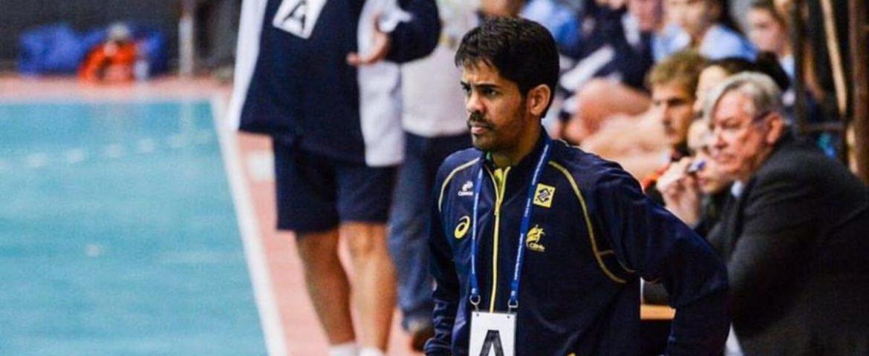 Hanebol: seleção tem novo treinador
